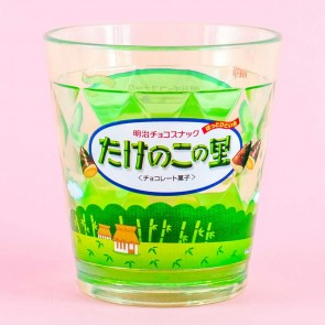 Takenoko No Sato Transparent Cup