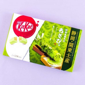 Kit Kat Chocolates - Wasabi