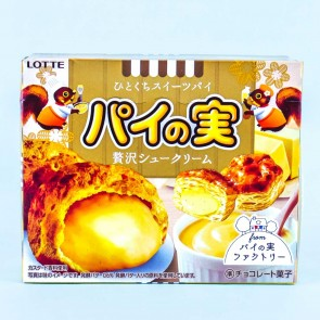 Lotte Pie no Mi Pastries - Luxury Cream Puffs