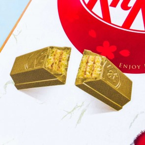 Kit Kat Kyoto Souvenir Chocolates - Itohkyuemon Uji Hojicha Tea