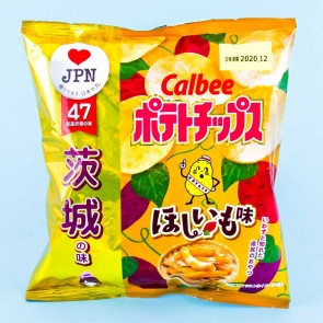 Calbee Potato Chips - Hoshiimo