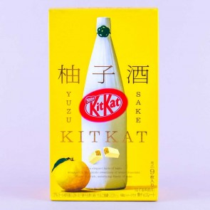 Kit Kat Chocolates - Yuzu Sake