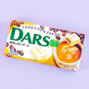 DARS Ethiopian Coffee Mocha White Chocolate