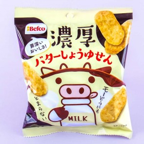 Befco Rice Crackers - Butter Soy Sauce