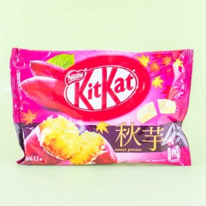 Kit Kat Chocolates - Autumn Sweet Potato