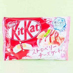 Kit Kat Chocolates - Frozen Strawberry Cheesecake