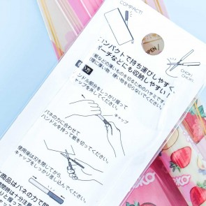 Peko-Chan Sweet Time Stick Scissors