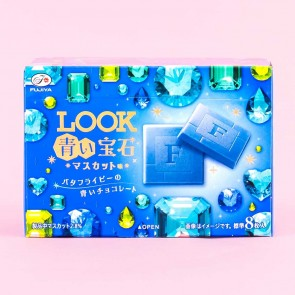 Fujiya LOOK Blue Jewel Chocolates
