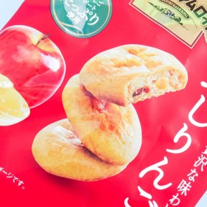 Fujiya Country Ma'am Royal Fuji Apple Cookies