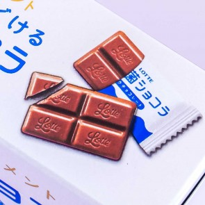 Lotte Lactic Acid Bacteria Chocolates