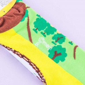 Kinoko No Yama Cotton Socks