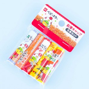 Baby Star Ramen Pencil Cap Set