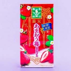 Morinaga Amaou Strawberry Caramels