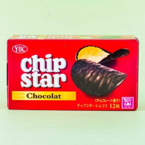 Chip Star Potato Chips - Chocolat