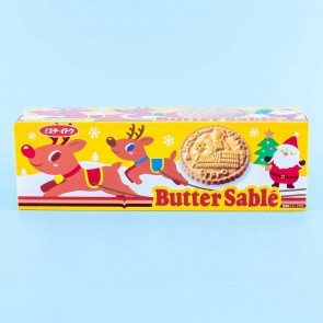 Mr. Ito Christmas Butter Sable Cookies