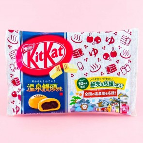 Kit Kat Chocolates - Onsen Manjyu