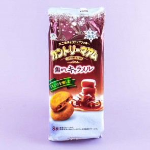 Fujiya Winter Country Ma'am Melty Caramel Cookies