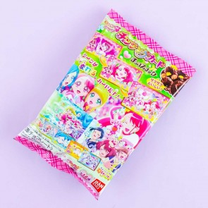 Healin' Good Pretty Cure Touch! Changing Card & Choco Snack