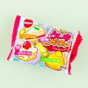 Meigum Cake Party Chewing Gum