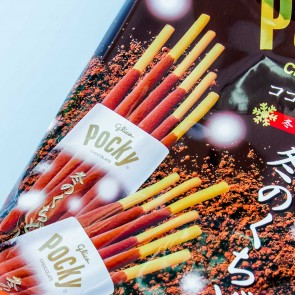 Pocky Biscuit Sticks Winter Bag - Double Chocolate