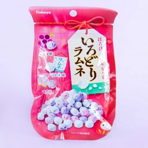 Kabaya Irodori Colorful Ramune Candies