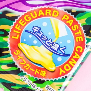 Lifeguard Soda Paste Candy