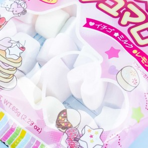 Eiwa Heart & Star Marshmallows