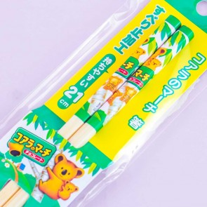 Koala's March Bamboo Chopsticks