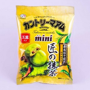 Fujiya Country Ma'am Mini Matcha Cookies