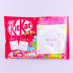 Kit Kat Chocolates - Support Message Pack
