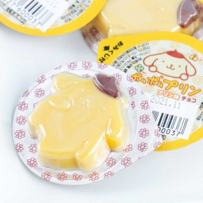 Pompompurin Pudding Chocolate