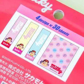Milky Peko-Chan Sticky Notes Set