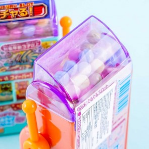 Heart Slot Machine Toy With Candy