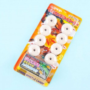 Coris Jumping Battle Whistle Candy - Cola