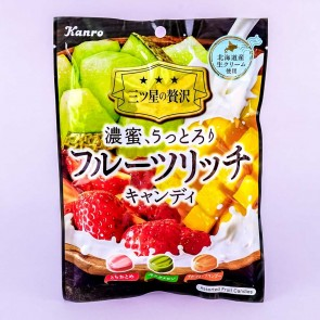 Kanro Fruit Rich Candy
