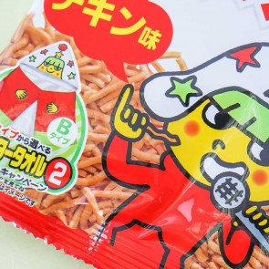 Baby Star Chicken Noodle Snacks Mini Pack