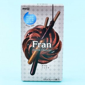 Fran Biscuit Sticks - Double Chocolate