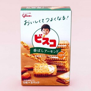 Glico Bisco Fragrant Almond Biscuits